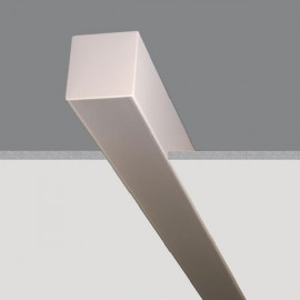 Φωτιστικό οροφής χωνευτό ATLAS LED 90 trimless υψηλής απόδοσης