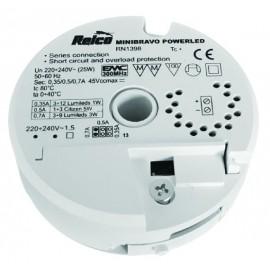 LED Driver multipower σταθερού ρεύματος 350-500-700mA Cubalux