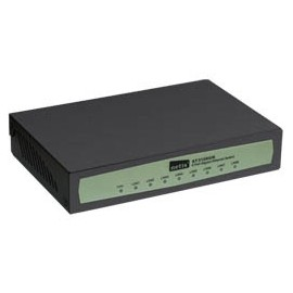 Fast Ethernet switch 8 θυρών 10/100/1000 Mbps Top Electronics