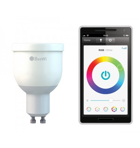 Έξυπνη λάμπα LED 4 W Bluetooth Smart Color GU10
