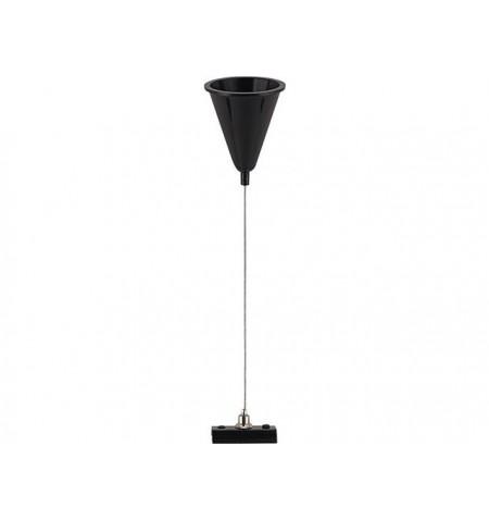 Ανάρτηση για κρέμαση ράγας Profile Suspension Kit μαύρο λευκό Nowodvorski