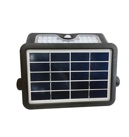 Προβολέας Ηλιακό Φωτιστικό LED με ανιχνευτή κίνησης YUMA5N Bot Lighting