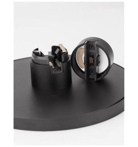 Φωτιστικό LIBO 15W για Μαγνητικό Προφίλ μαύρο Nova Luce
