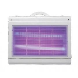Ηλεκτρική εντομοπαγίδα με πλέγμα υψηλής τάσης RT-12 30W OLYMPIA